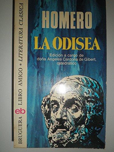 La Odisea: Homero tr.