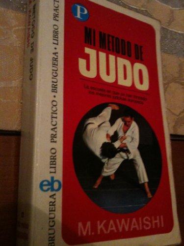 9788402008060: Mi Método de Judo- Edición 1974