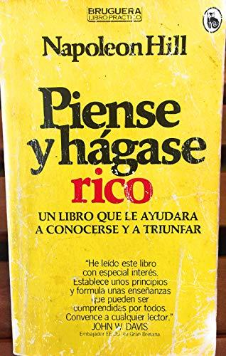 9788402008404: Piense Y Hagase Rico