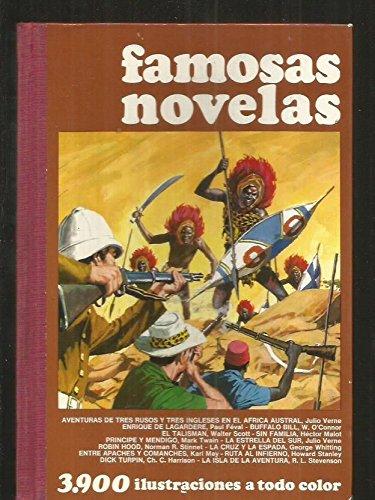 Famosas Novelas Tomo III: VV.AA