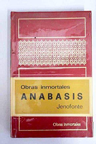 9788402033727: Anabasis