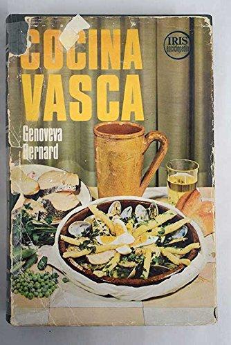 9788402039668: Cocina Vasca