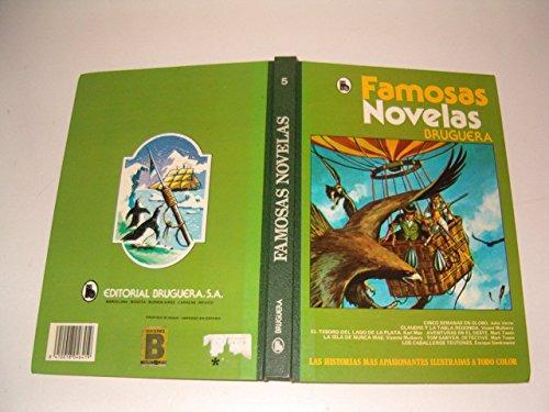 ae198041e Famosas novelas Tomo V