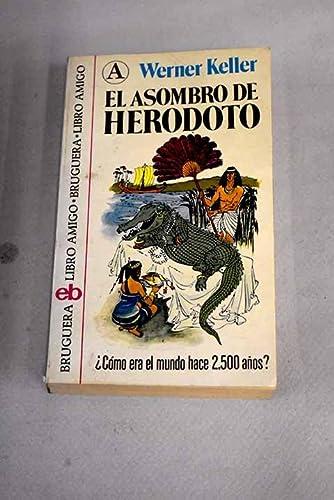 9788402044303: El asombro de Herodoto