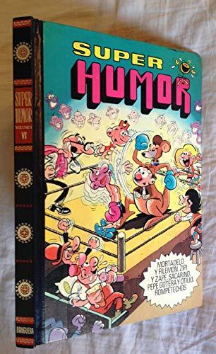 9788402045256: Super humor 6