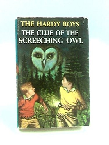 9788402045294: The Hardy Boys The Clue of the Screeching Owl #41