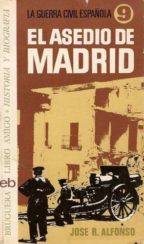 9788402046376: EL ASEDIO DE MADRID.