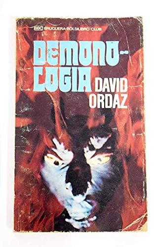 Demonologia: David Ordaz
