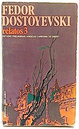 9788402052209: Relatos. (T.3)