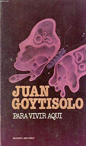 9788402052889: Para Vivir Aqui (Libro amigo ; 539) (Spanish Edition)