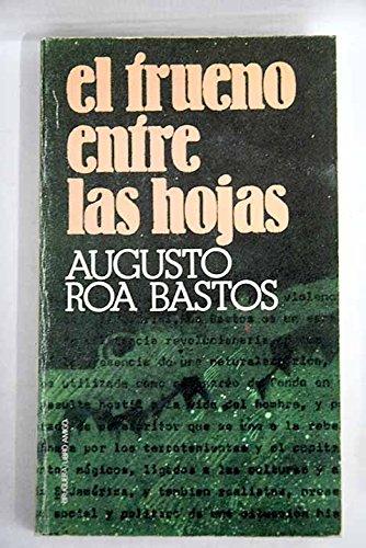 9788402053381: El trueno entre las hojas (Libro amigo ; 552) (Spanish Edition)