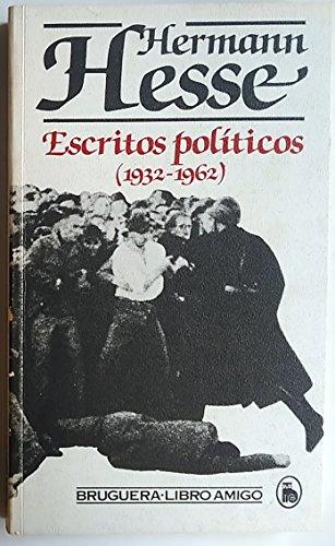 9788402061171: Escritos políticos: (1932-1962)