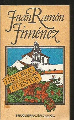 HISTORIAS Y CUENTOS: JIMÉNEZ, Juan Ramón