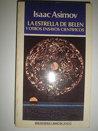 9788402064356: LA ESTRELLA DE BELÉN Y OTROS ENSAYOS CIENTIFICOS