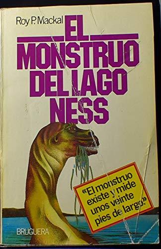 El monstruo del lago Ness: Mackal, Roy P.