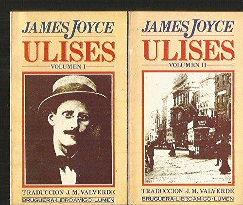 9788402066466: Ulises (2 vols)