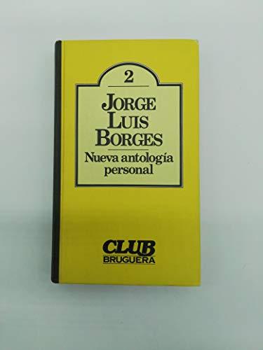 9788402067043: Nueva antologia personal (Club Bruguera)