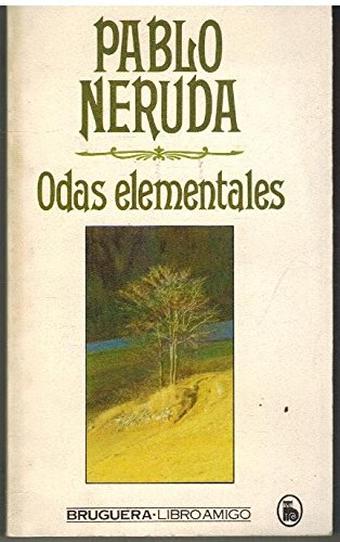 Odas elementales / Poems (Spanish Edition): Neruda, Pablo