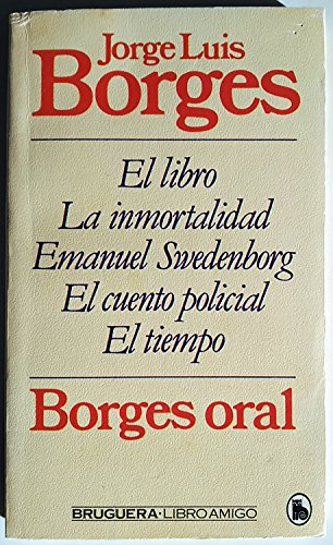 9788402071101: Borges oral