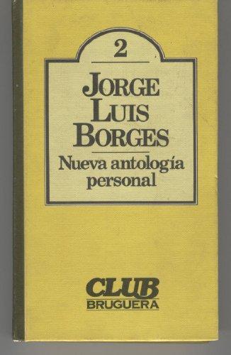 9788402074195: Nueva antologia personal (Libro amigo) (Spanish Edition)