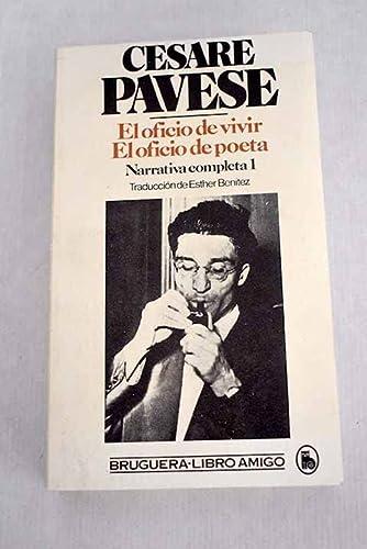 9788402074706: El oficio de vivir ; El oficio de poeta