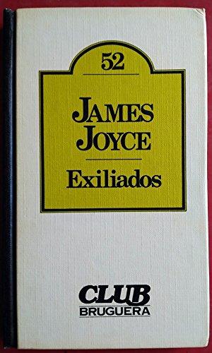 EXILIADOS: JAMES JOYCE