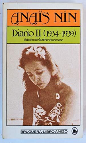 9788402077202: DIARIO II - (1934 - 1939)