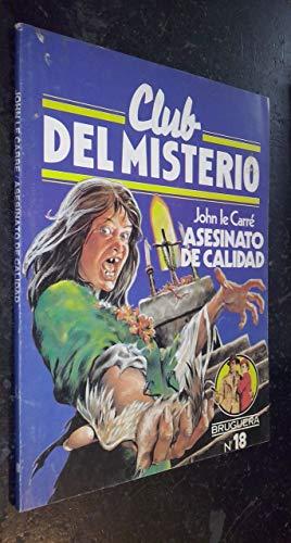 9788402081537: Asesinato de Calidad (Club del Misterio)