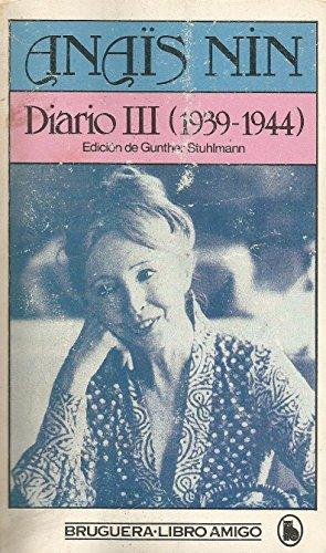 9788402082596: Diario III (1939-1944)