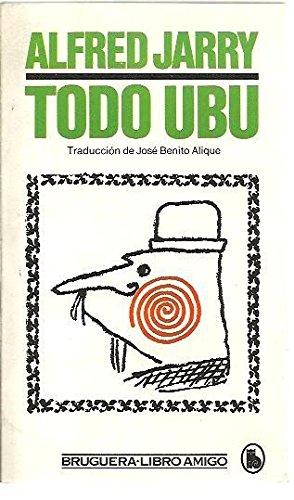 9788402082855: Todo Ubu