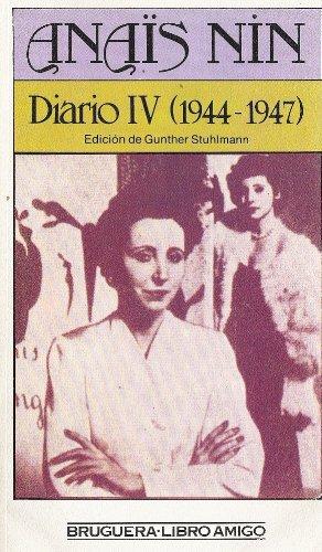 DIARIO IV (1944-1947) (4): NIN, ANAIS