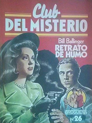 9788402083364: Retrato de Humo (Club del Misterio)