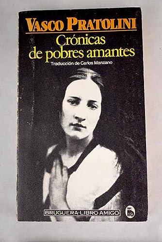 9788402085856: Crónicas De Pobres Amantes