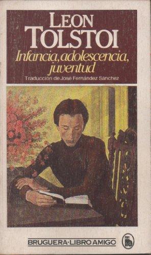 Infancia, adolescencia, juventud: Leon Tolstoi