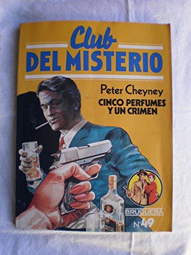 9788402087867: Cinco Perfumes y un Crimen (Club del Misterio)