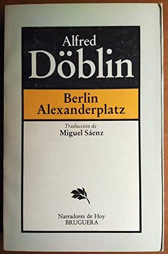 9788402088079: Berlín Alexanderplatz
