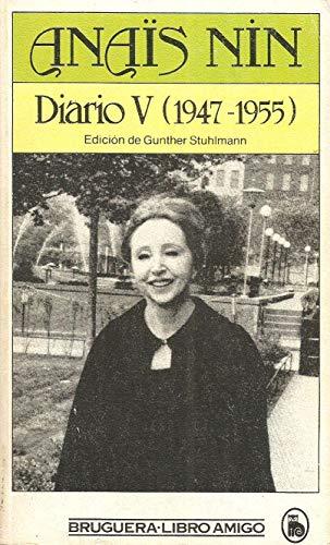 9788402088192: Diario Tomo 5 1947-1955