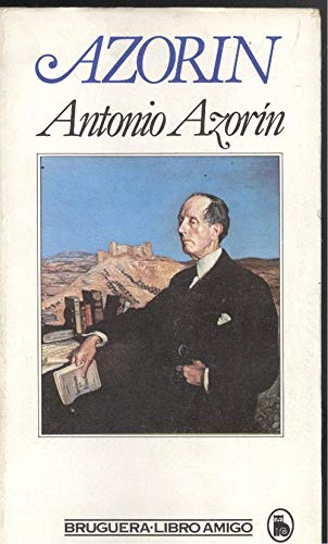 antonio azorin: azorin