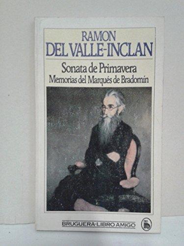 9788402093226: SONATA DE PRIMAVERA. Memorias del Marqués de Bradomín