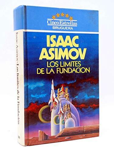 9788402096418: LOS LIMITES DE LA FUNDACION (Barcelona, 1983)