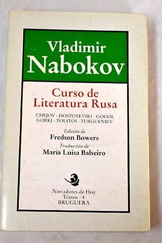 9788402097101: CURSO DE LITERATURA RUSA