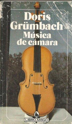 9788402107169: MÚSICA DE CÁMARA