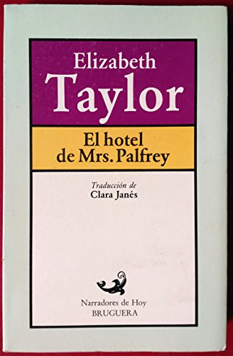 9788402107497: El hotel de mrs. palfrey