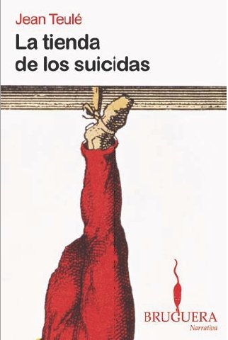 9788402420541: LA TIENDA DE LOS SUICIDAS (BRUGUERA)