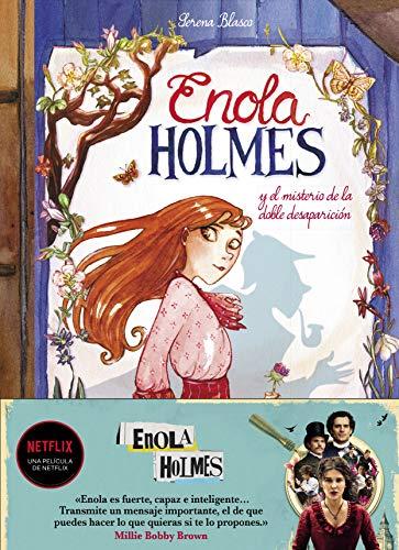 9788402422903: Enola Holmes y el misterio de la doble desaparición (Enola Holmes. La novela gráfica 1): La historia de la película