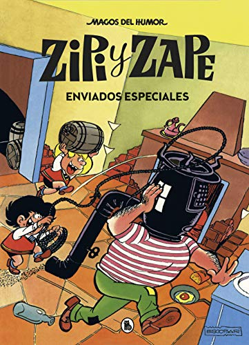 9788402423566: Zipi y Zape. Enviados especiales (Magos del Humor 23)