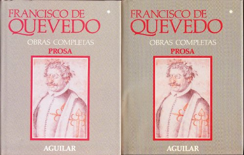 9788403009820: Obras Completas : Obras En Prosa. 2 Vols.