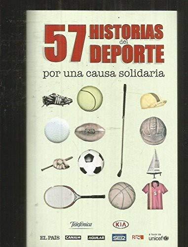 57 HISTORIAS DEL DEPORTE POR UNA CAUSA: DAVID ALONSO -