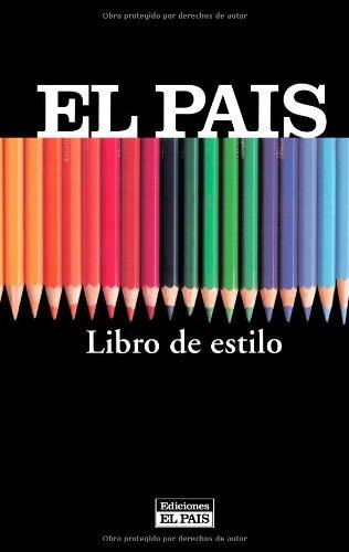 9788403092235: Libro del estilo ''El Pais'' (2002) (Spanish Edition)