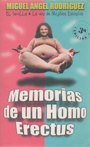 9788403093003: Memorias De Un Homo Erectus